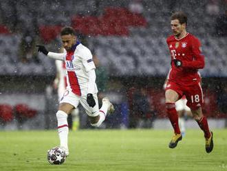 Paríž St. Germain vyhral v prvom dueli na pôde Bayernu
