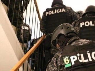Podnikateľa Petra B. zadržaného počas akcie Mýtnik prepustili z väzby