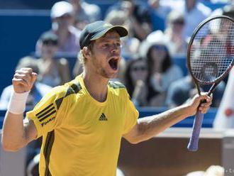 Hanfmann postúpil do štvrťfinále turnaja ATP v Cagliari