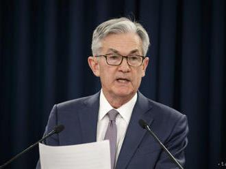 J. Powell: Zrýchlenie inflácie bude len dočasné