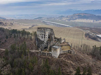 UNIKÁTNE FOTOGRAFIE A VIDEÁ: TASR dronom zachytáva Slovensko z oblakov