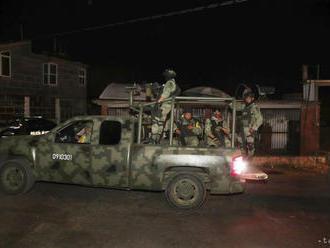 Zadržali jedného z vodcov mexickej zločineckej organizácie