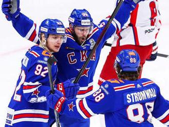 Petrohrad znížil stav série finále Západnej konferencie