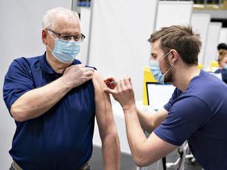 Dánsko zvládlo skúšku masívneho očkovania
