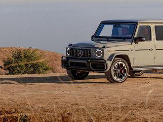 2021 Mercedes-AMG G63 can climb a mountain on the way to the mall     - Roadshow