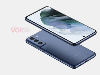 Takto má vyzerať Samsung Galaxy S21 FE