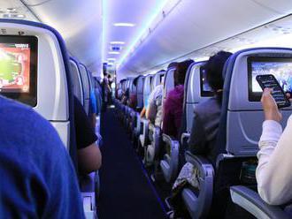 Medzinárodná osobná letecká doprava sa vo februári prepadla o 89 %