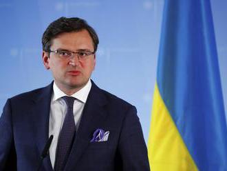 Kuleba: Veľmi si vážime zásadný postoj Slovenska pri podpore Ukrajiny
