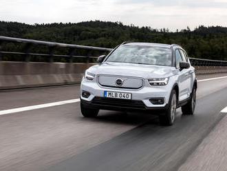Volvo Cars od roku 2030 plánuje vyrábať len elektromobily