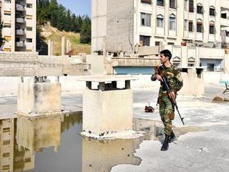 Izrael znova útočil na Sýriu južne od Damasku