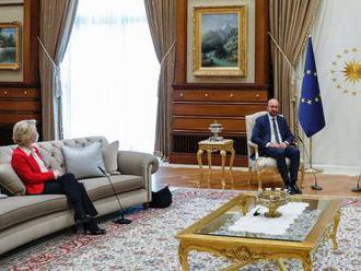"""Turecko vysvetľuje škandál """"sofagate"""": Požiadavky a návrhy zo strany EÚ boli splnené"""