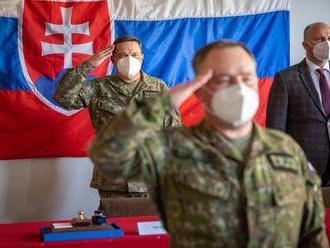 V Banskej Bystrici vzniklo Spoločné operačné veliteľstvo Ozbrojených síl SR