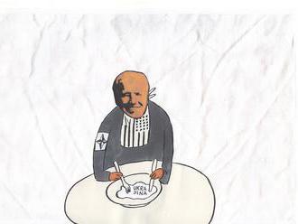 Bon appetite, pán killer!