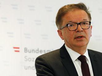 Novým ministrom zdravotníctva sa stane Wolfgang Mückstein