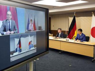 Japonsko a Nemecko posilnia svoje bezpečnostné vzťahy na pozadí aktivít Číny
