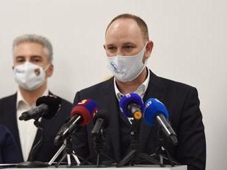 Jozef Viskupič sa stretol s novým ministrom, hovorili o zefektívnení očkovania
