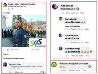 """Klusleba, či Klusklusklán"". Maďari si z Klusa robia srandu a poslanec Gyimesi sa tomu s"