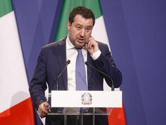 Mattea Salviniho čaká proces pre odmietnutie lode s migrantmi