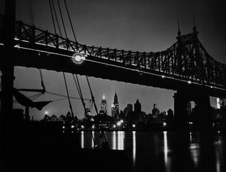 Zachytil život i duši New Yorku. Mitchellovy reportáže přerůstaly v umění