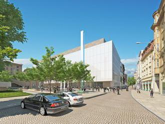 Brno požádá stát o 600 milionů na koncertní sál, stavět začne příští rok