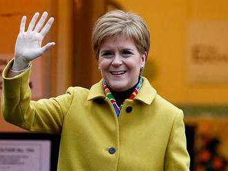 Skotští nacionalisté hrají o všechno. Cestu k druhému referendu o nezávislosti nezhatil ani sexuální