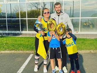 Tři sta zápasů, navíc v jednom dresu. Ljevakovič se dostal do Klubu legend