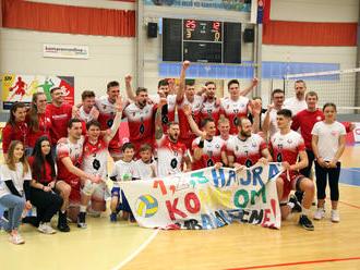 Volejbal zlepšil spolužitie Slovákov a Maďarov, tvrdí šéf nového majstra
