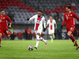 ONLINE: Oplatí PSG Bayernu finálovú prehru? Blízko postupu je aj Chelsea