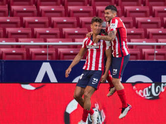 Atlético zničilo Eibar a zvýšilo náskok na Real, Vavro bol pri prehre Huescy