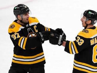 Chára vynechal prvý duel v sezóne. Boston vrátil Washingtonu vysokú prehru