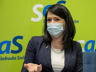 Bittó Cigániková: SaS nebude zdržiavať podanie vakcíny Sputnik V