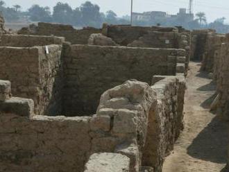 Archeológovia objavili pri Luxore