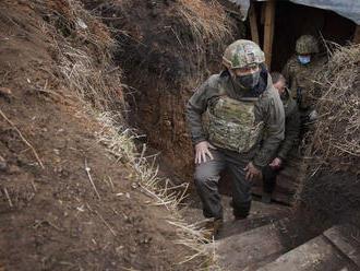 Putin na hraniciach Ukrajiny testuje Západ
