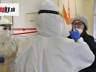 KORONAVÍRUS Konzílium odborníkov diskutovalo aj o vyňatí testovania z COVID automatu