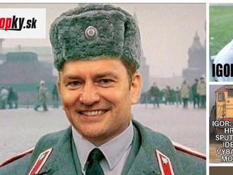 KORONAVÍRUS Matovič si za nečakaný odlet do Moskvy vyslúžil mnoho vtipov: FOTO Toto je najlepší výbe