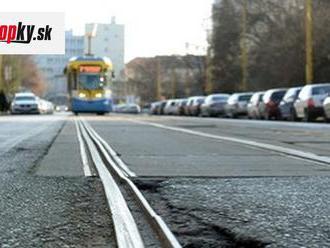 Sú električkové trate v Košiciach v zlom stave?