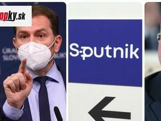 Slová analytikov Matovič nerozdýcha! Porovnali šéfov delegácií, ktorí podpisovali zmluvu k Sputniku
