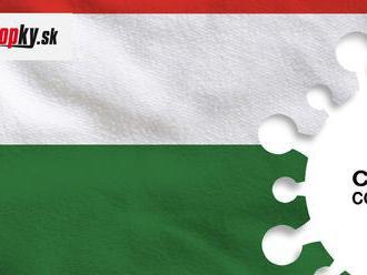 KORONAVÍRUS V Maďarsku pribudlo viac ako 5-tisíc infikovaných a 256 úmrtí