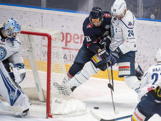 Tipos extraliga: Slovan zdolal Nitru 5:1 a postúpil do semifinále play off