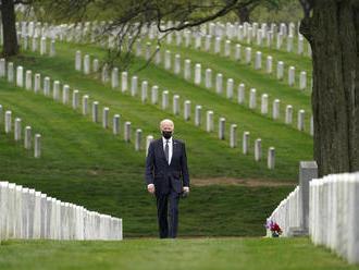 Biden oficiálne oznámil stiahnutie amerických vojakov z Afganistanu