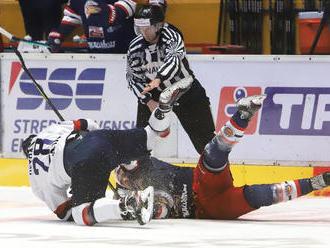 Hokejisti Slovana zvíťazili po predĺžení nad Zvolenom 3:2