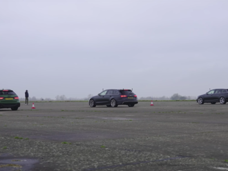 Drag race Audi RS6 modelov, aké sú rozdiely medzi generáciami?