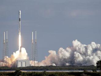 SpaceX vypustila na oběžnou dráhu dalších 60 satelitů pro síť Starlink