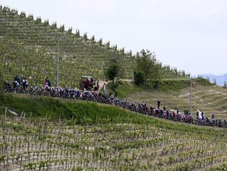 Cyklisty dnes ve čtvrté etapě Gira d'Italia čekají tři horské prémie