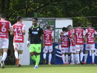 Plzeň v deseti prohrála na hřišti Pardubic 0:3