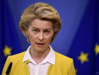 Von der Leyenová: Prvú dávku vakcíny dostala štvrtina obyvateľov EÚ