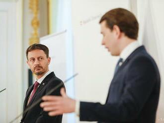 Heger a Kurz hovorili o opatreniach na hraniciach i jadrovej energii