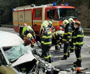 Tragická nehoda na Donovaloch si vyžiadala jednu obeť