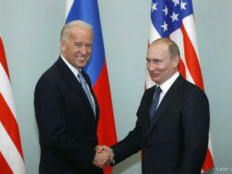 Biden verí, že sa s Putinom stretne v júni