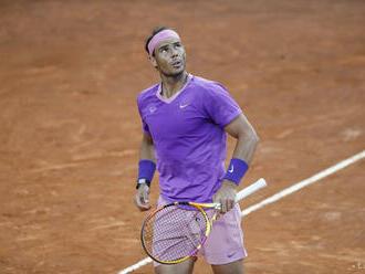 Nadal sa prebojoval do štvrťfinále na turnaji ATP v Ríme